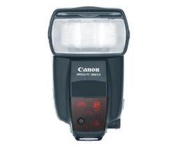 Canon Speedlite 580EX II Blitzgerät (Leitzahl 58) (Blitzlicht Canon)