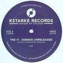 It, The & Fingers Inc. - Donnie / A Path - Kstarke Records