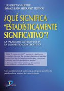 ¿Qué significa estadísticamente significativo? por Luis Prieto Valiente