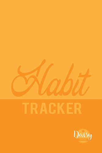 Habit Tracker: 24 Month Tracking Journal and Notebook