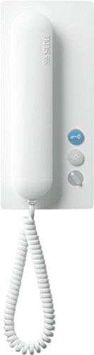 Siedle&Söhne Haustelefon analog HTA 811-0 W weiss 4015739399765