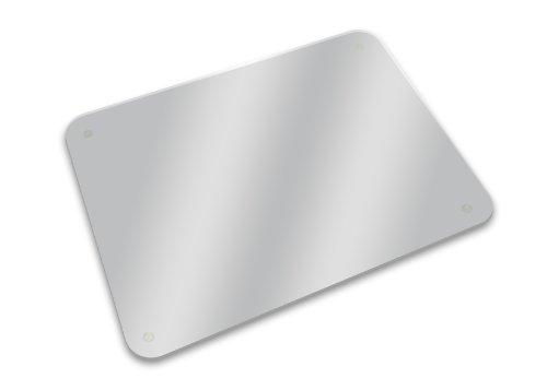 Joseph Joseph - Planche en Verre/Dessous de Plat - Grand Modèle - 40 x 50 cm - Transparent