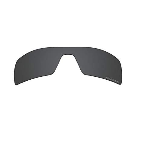 Polarisierte Ersatzgläser für Oakley Oil Rig (Black)