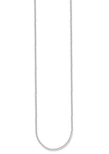 Thomas Sabo Damen-Kette ohne Anhänger 925 Sterlingsilber KE1106-001-12-L60
