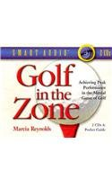 Golf in the Zone: Achieving Peak Performance in the Mental Game of Gold (Smart Audio) por Marcia Reynolds
