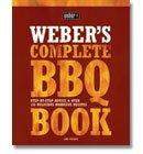 Weber's Complete BBQ Book (Hardback)