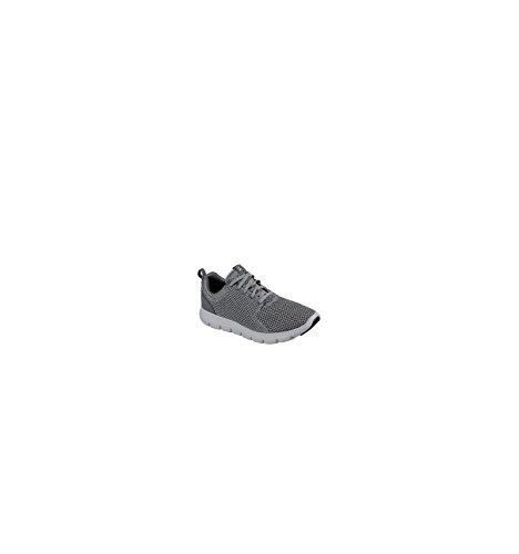 Skechers 52832 char sneaker uomo grigio 41