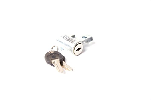 Fahrrad Batterie Akku Schliesszylinder Schloss mit 2 Schlüssel BEP-NAJ338 Bep Batterie