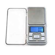 Aryshaa Digital Pocket Scale for Kitchen Jewellery Weighing, 0.1G to 500G