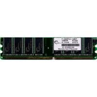G.Skill 2GBNT PC 400 CL3 Arbeitsspeicher 2GB (400 MHz, 184-Polig, 2x1GB) DDR-RAM Kit -