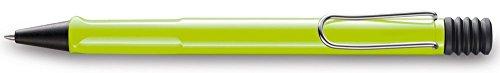 Lamy Safari Kugelschreiber, Neon-Lime, (Mine: M16 Schwarz)