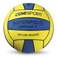 Corsport - Balón de waterpolo, talla nº 5, bicolor