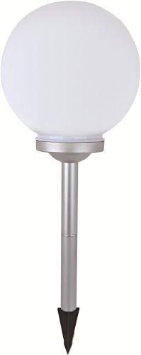 3 x LED Solarkugel Marla Solarleuchte Gartenleuchte mit Erdspieß, Durchmesser 15 + 20 + 25 cm Solarleuchte Kugelleuchte Dekolampe - 4