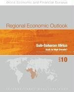 [(Regional Economic Outlook: Sub-Saharan Africa, April 2010)] [By (author) International Monetary Fund] published on (May, 2010) par International Monetary Fund
