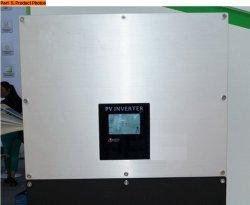 Gowe 10000W/10KW Grid Tie inverter, trifase con 97.5{018652498c2ae5d8031dba0bad64aaebacf08cfdff27d57db0b06265f9acc740} ad alta efficienza, facile da installare Per sistema fotovoltaico Power Generation