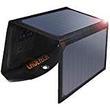 Best Solar Charger Androids - Choetech Plastic Light Weight 19W Dual Port USB Review