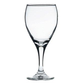Winware Tropfenform Goblet Glas Safedge Rim