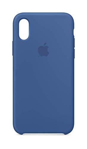 Apple custodia in silicone (per iphone xs) - blusmalto