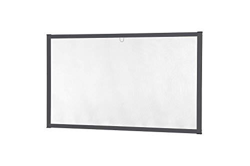 Ungezieferschutz Nagerschutz Insektenschutzfenster \'Master\' 60 x 100 cm weiß oder anthrazit
