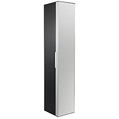 KEUCO Edition 300 30310 de ellos con tope derecho blanco/roble chapa 30310389002