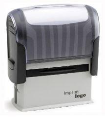 Trodat Stempel Imprint L1 38x14mm mit 4 Zeilen Textplatte Adressstempel Firmenstempel Stempelautomat - Lieferzeit 1 bis 2 Tage