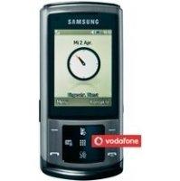 Samsung SGH-U900 Soul Grey Vodafone