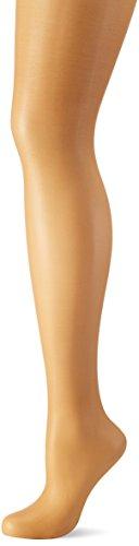 Nur Die Damen Strumpfhose Hauchzart,  11 DEN, Braun (Bronze 213), 48 (Herstellergröße:44/48) - Die Leistung-strumpfhosen