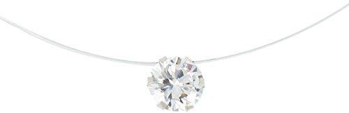 Tous mes bijoux COMO01007 - Collar de plata, 45 cm