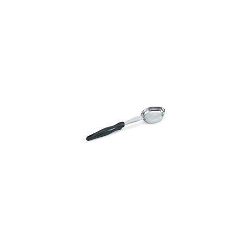 Vollrath 6412220 Black Heavy-Duty Oval 2 Oz Solid Spoodle by Vollrath (Heavy-duty-spoodle)