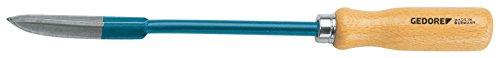 GEDORE Dreikant-Löffelschaber 150 mm, 1 Stück, 130-150