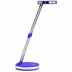 Maul LED-Leuchte Maulpuck lila