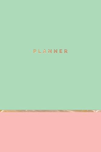 Planner: Minimalist Undated Weekly + Monthly Planner