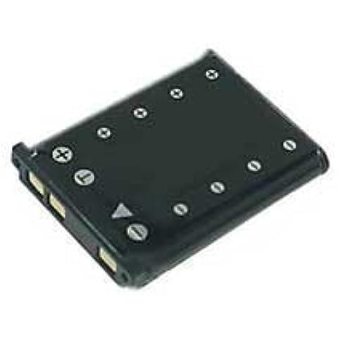 Batería de litio recargable compatible para cámara / videocámara digital para: FUJI NP 45 / NP 45A / NP 45B / NP45 / NP45A / NP45B / NP 45S / OLYMPUS Li 40B / Li 42B / Li40B / Li42B / L142B / L1 42B / PENTAX D Li63 DLi63 D L163 DL163