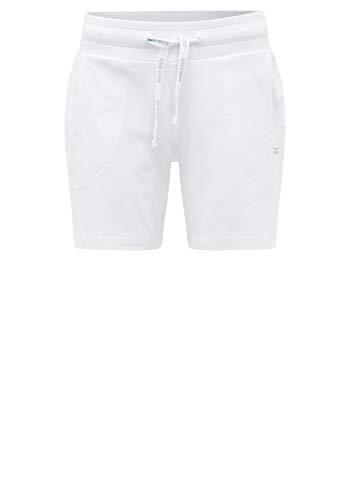 Venice Beach Noha Shorts White - M (Shorts Lässige Beach Frauen Für)