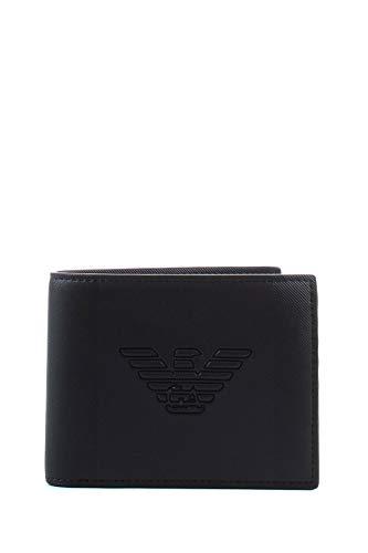 Emporio Armani hombre monedero black Y4R165YFE6J81072