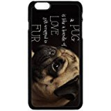 Personalized Pug Dog The Earth Custom Phone Coque For Coque iphone 6 4.7 Hard Coque Cover Skin,Cas De Téléphone