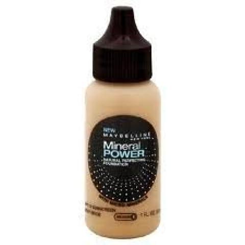 Maybelline Mineral Power Liquid Foundation - Light Beige - 2 pk by (Maybelline Mineral Foundation)