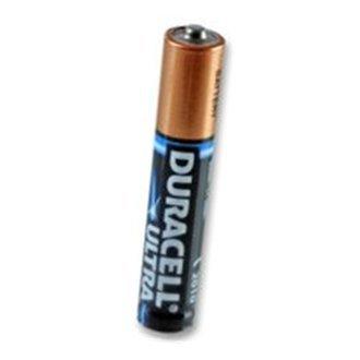 2 Aaaa-alkaline-batterien (Duracell 7030990Batterie Ultra M3AAAA 1,5V PK10 – 10Stück)