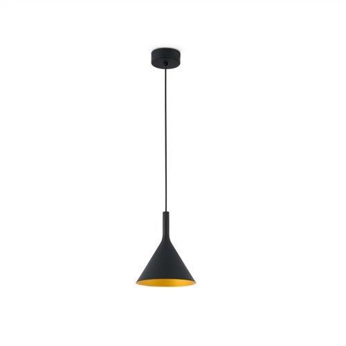 faro-64160-pam-p-led-lampada-sospensione-nera-e-oro