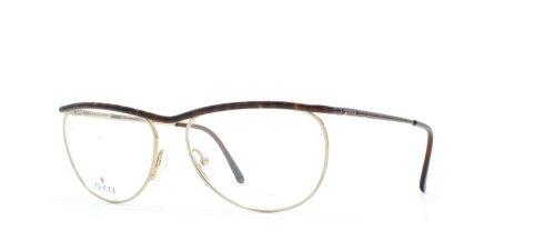 Gucci Damen Brillengestell Rot Rotbraun