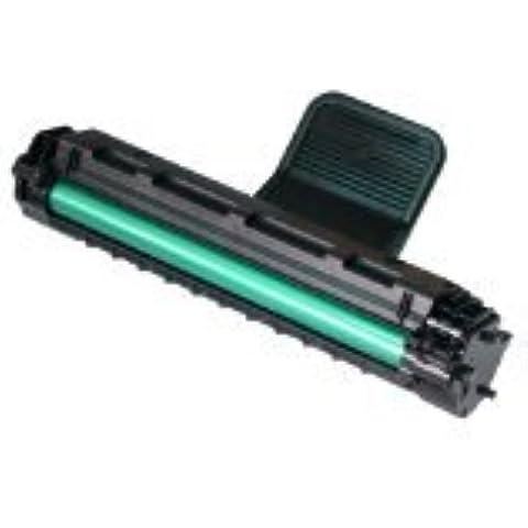 Bramacartuchos - Tóner compatible con Samsung ML-2571, ML-2010R, ML-2010P, Scx-4321, Scx-4521, Scx-4521G, Scx-4521FG, Dell 1100, Dell 1110, Xerox Phaser 3117NON-OEM (3000