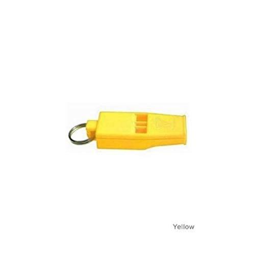 Acme Slimline Tornado Model 636 Pealess Whistle Day Glow Yellow