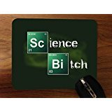 Science Bitch Breaking Bad Desktop Mouse Pad