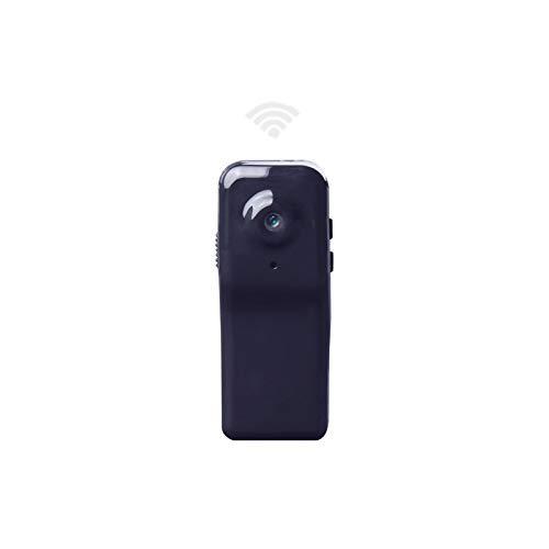 THINKMIC Monitoraggio della Sicurezza Intelligente, WiFi, grandangolo, Visione Notturna a infrarossi, Telecomando Mobile, Hotspot, Wireless,