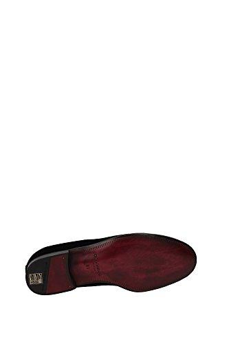 CA5499AL15380999 Dolce&Gabbana Pantoufle Homme Velours Noir Noir