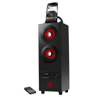 loud bluetooth speakers. sumvision wireless bluetooth tower speaker torre speakers stand for pc phone ipad samsung galaxy with built in radio (torre) loud