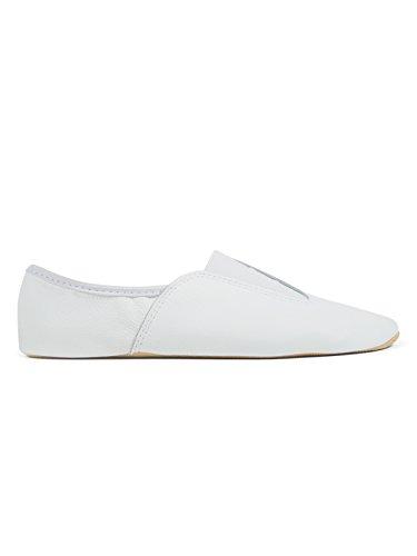 Rumpf , Chaussons de gymnastique pour femme Blanc - Blanc