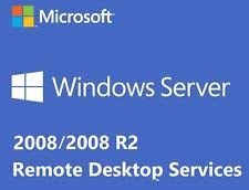 Microsoft Windows Server 2008 RDS TS Remote Desktop Services - For Embedded Systems: 1 CALS Licences - Terminal Services