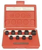 LTI Tools 4501 9 pc. 0.3 8 in. Dr. Twist Socket Fastener Removal System by LTI Tools (Lti-tools)