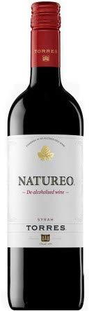 VINO NON ALCOLICO, Natureo, Familia Torres, Syrah, vino rosso, Spagna (case of 6x75cl)
